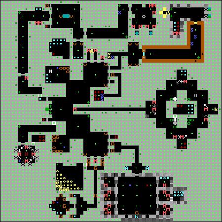 Episode 2 Floor 4 Wolfenstein Wiki