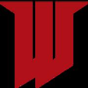 Wolf id symbol red