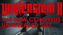 Wolfenstein 2 Unreleased OST Der Zitadelle (Alt