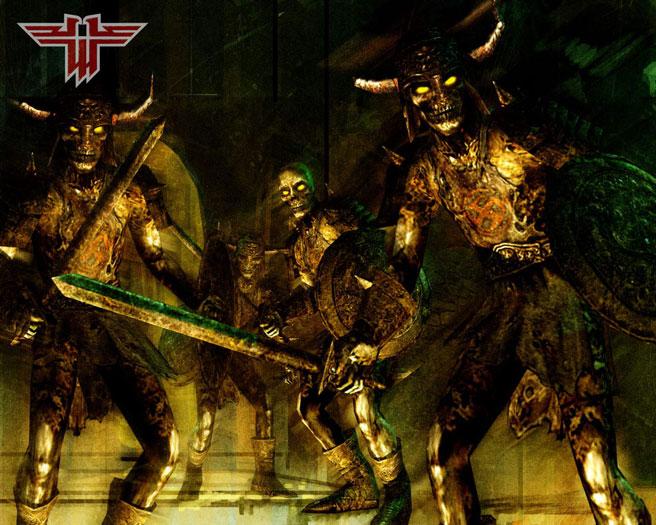 Dark Knight | Wolfenstein Wiki | FANDOM powered by Wikia