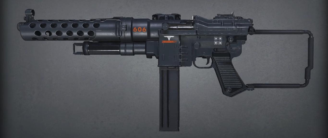 Maschinenpistole | Wolfenstein Wiki | FANDOM powered by Wikia