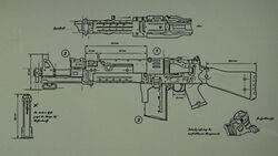 Wolfenstien 2 the new colossus weapons sturmgewehr