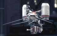 Lunar drone