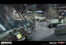 Area 52 Observation Room