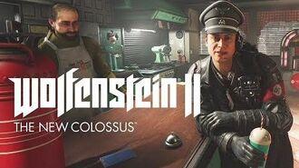 Wolfenstein II The New Colossus – Batido de fresa