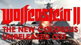 Wolfenstein 2 Unreleased OST Der Zerstörer (Alt Edit) Final Boss Fight Music by Mick Gordon