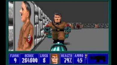Wolfenstein 3D Trailer