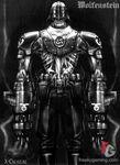 Super Soldier Concept.