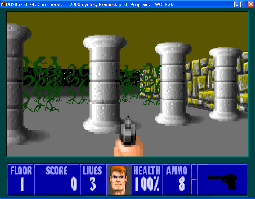 DOSBox | Wolfenstein Wiki | FANDOM powered by Wikia
