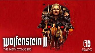 ¡El lanzamiento de Wolfenstein II en Nintendo Switch será el 29 de junio!