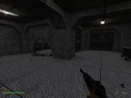 RTCW - Secret Weapons Facility (Secret 1)