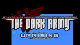 The Dark Army: Uprising | Wolfenstein Wiki | FANDOM powered