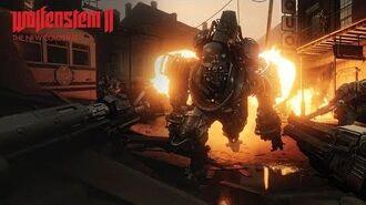 Wolfenstein II The New Colossus – Disparando por la libertad