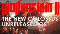 Wolfenstein 2 Unreleased OST Riding a Panzerhund (NO MORE NAZIS Trailer, Courthouse) Mick Gordon