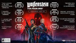 Wolfenstein-Youngblood-Reception