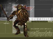 Zombie knight
