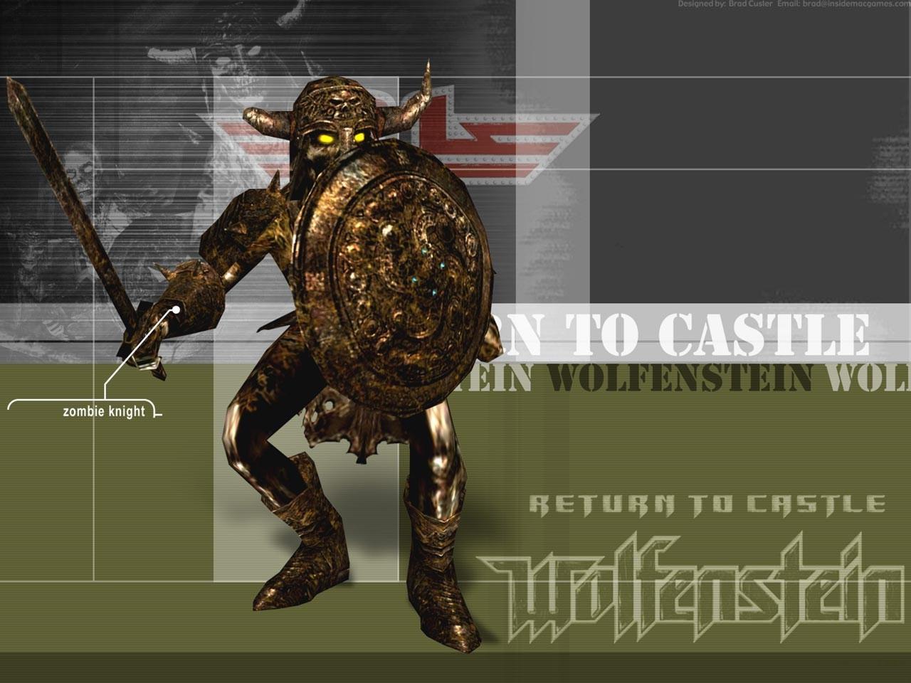 Undead Warrior Wolfenstein Wiki Fandom