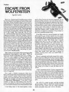 EscapefromWolfensteinsstory