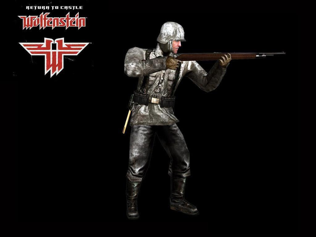 Return to Castle Wolfenstein Wallpaper - WallpaperSafari