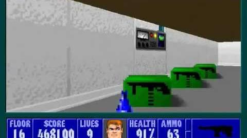 Spear Of Destiny 2 - Return To Danger - Floor 18 (Atomic Research Area Boss - Übermutant)