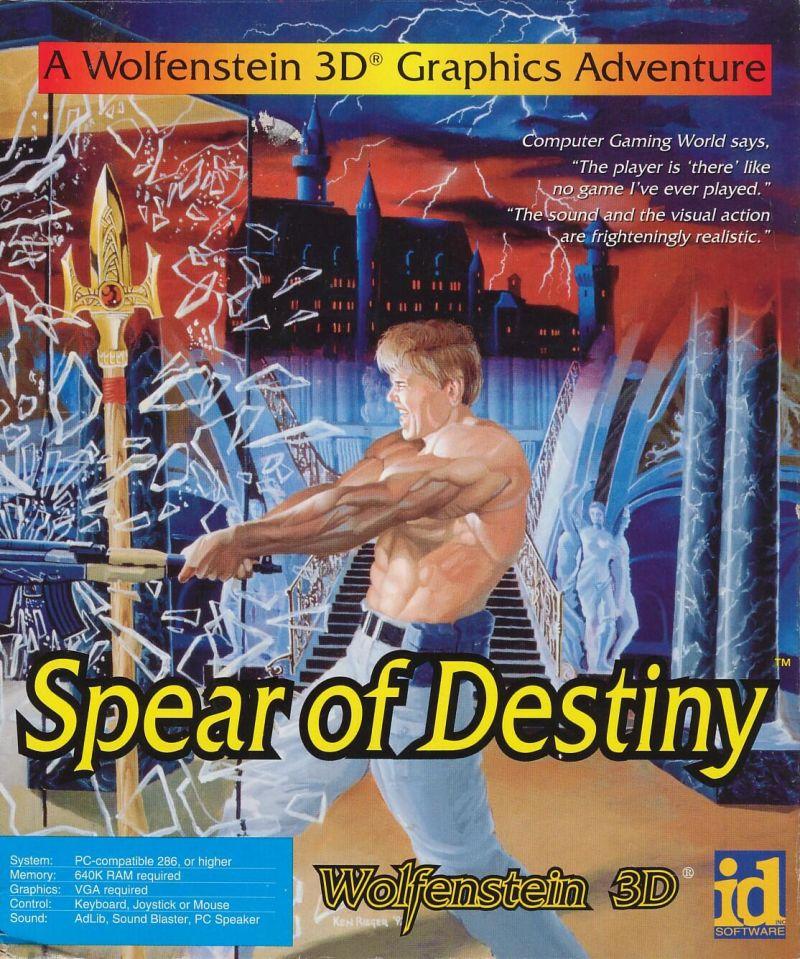 Wolfenstein 3D: Spear of Destiny | Wolfenstein Wiki | FANDOM