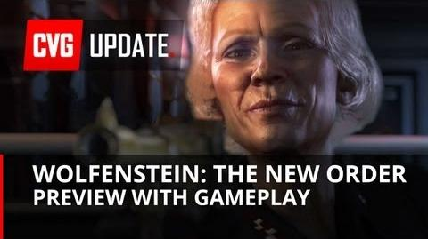 Wolfenstein The New Order NEW Gameplay Preview