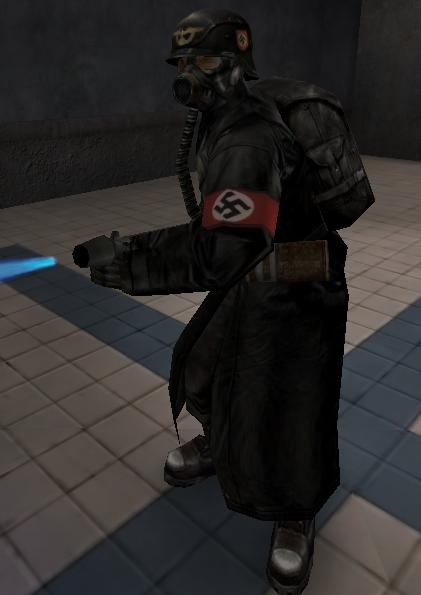 SS Soldier with MP-44 image - RealRTCW mod for Return To