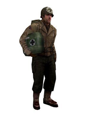 Allied medic