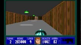 Wolfenstein 3D E1P2