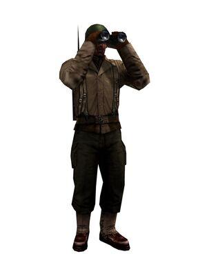 Allied lieutenant