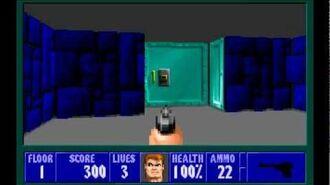 Wolfenstein 3D E1P1