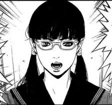Noriko Kimura | Wolf Guy - Wolfen Crest Wiki | FANDOM