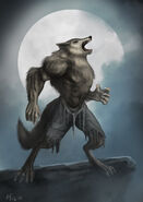 File-Werewolf comic commission by babaganoosh99-d6dwtrh