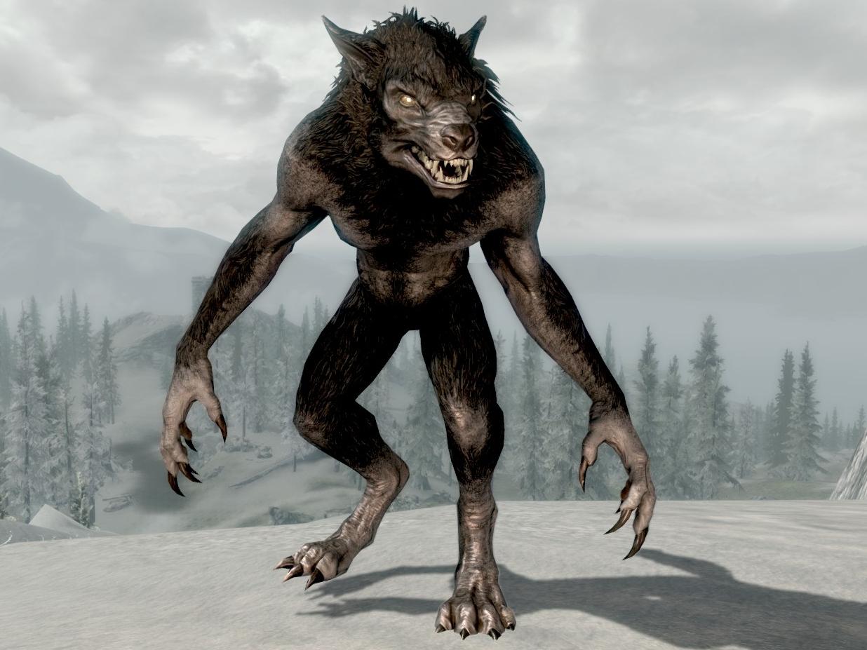 Curse Werewolves