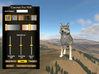 WolfQuest Screenshot 2