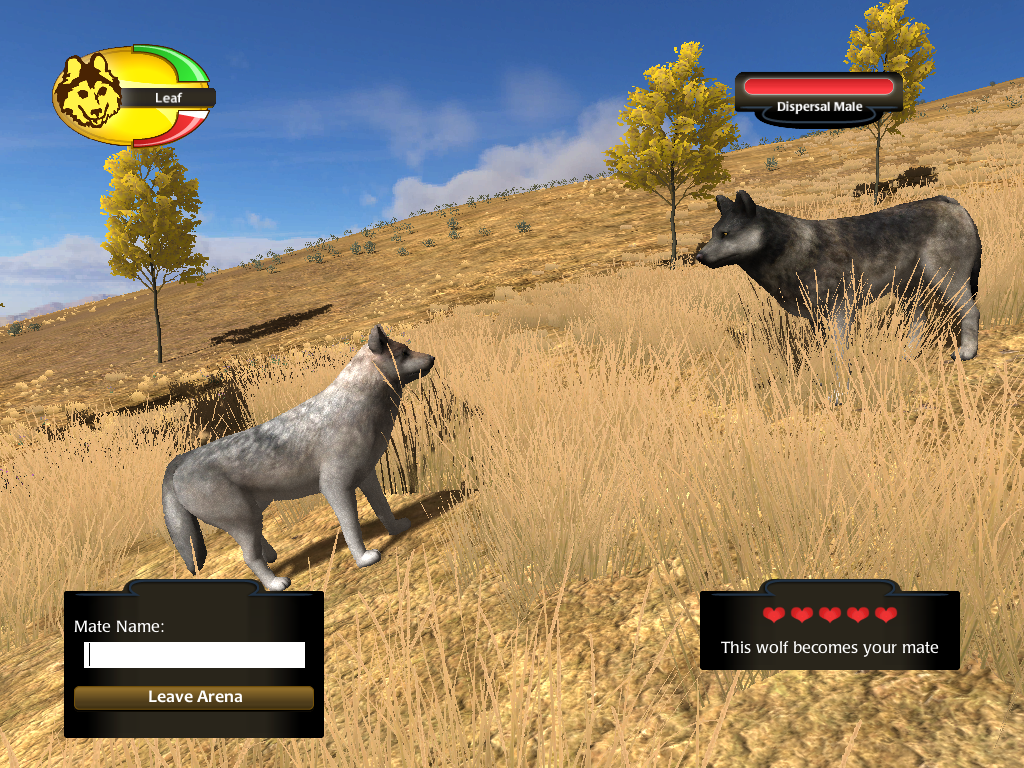 Wolf Quest 1