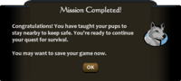 Pupmissions train complete (2.5)