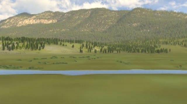 WolfQuest Slough Creek preview video
