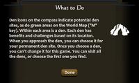 Den tutorial (2.5)
