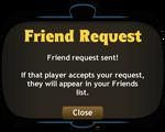 2.7 friend req sent