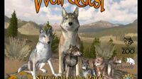 WolfQuest Slough Creek - Complete Screenshot Collection