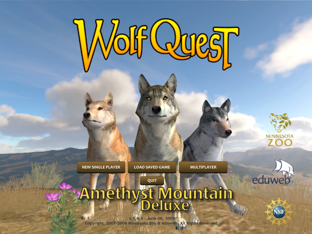 All Free Wolf Games