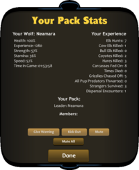 MP PackLife pack-stats 2.7