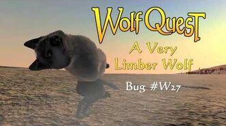 A Very Limber Wolf