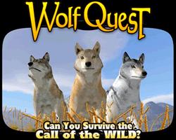 WolfQuest title logo