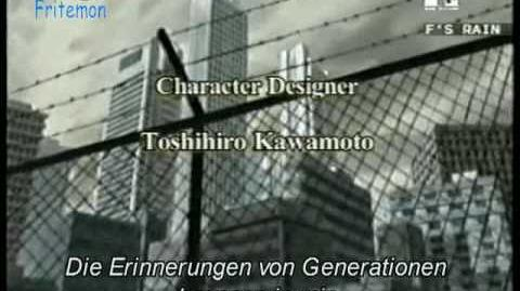 Wolfs Rain Opening German Deutsch