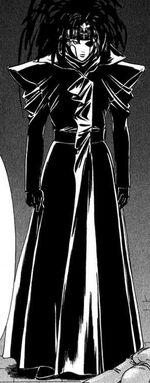Profile - Darcia III - Manga