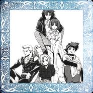 Wolf's Rain (manga)
