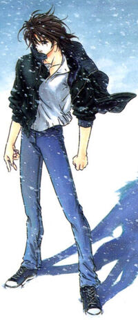 Profile - Kiba - Manga