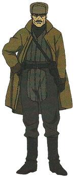 Profile - Commander